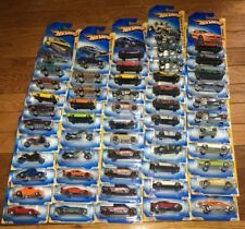 HOT WHEELS 2009 NEW MODELS, 2009-2010 PREMIERE  BIN 1  BIN 13