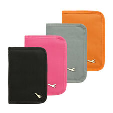 Travel Passport Credit ID Card Wallet Purse Holder Case Document Bag Protector