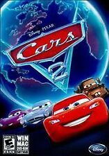 NEW Factory Sealed Disney PIXAR Cars 2 DVD ROM Software Game