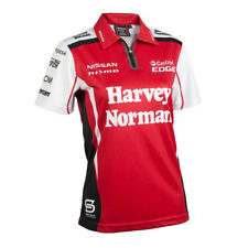 NISSAN MOTORSPORT LADIES HARVEY NORMAN TEAM POLO SHIRT  V8 SUPERCARS