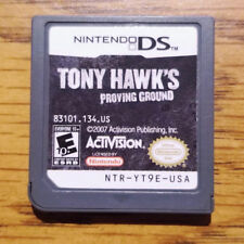 Tony Hawk's Proving Ground (Nintendo DS, 2007)  TESTED WORKING 3DS 2DS DSi DS XL
