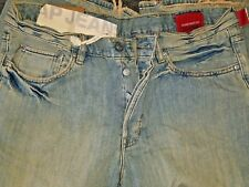 Gap Men's Vintage Boot Cut Button Fly  Distressed Jeans 32W 33W 36W  NWT