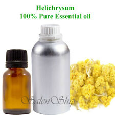 HELICHRYSUM OIL HELICHRYSUM ITALICUM 100% NATURAL PURE ESSENTIAL OIL 15ML-100ML