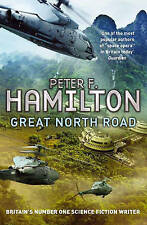Great North Road by Peter F. Hamilton (Paperback) New Book