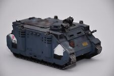 Warhammer 40k Space Wolves Rhino **Painted** lot2