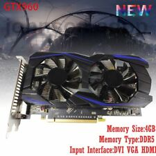 GTX960 4GB 4GD5 GDDR5 PCI-Express Video Graphics Card For NVIDIA GeForce LOT O5