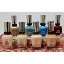 Sally Hansen Complete Salon Manicure Nail Polish - Discontinued - Your Choice
