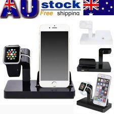 Charging Dock Stand Charger Watch Holder For Apple Watch iWatch iPhone 7 Plus