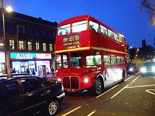 London Transport LPTB LTE  LT Buses, Sets of 10 6x4 Colour and B+W Photo Prints