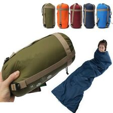 CAMTOA Outdoor Waterproof Envelope Sleeping Bag Cover Travel Camping Ultra-light