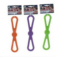 ROUGH & RUGGED 10 INCH TUG TOYS-YOUR CHOICE COLOR- FREE SHIP
