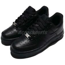 Nike Wmns Air Force 1 07 Triple Black AF1 Womens Classic Casual Shoes 315115-038