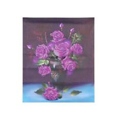 5D Rose Vase Diamond Painting Mosaic Embroidery DIY Craft Cross Stitch LKR8