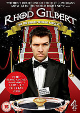 Rhod Gilbert and the Award-winning Mince Pie DVD 2009 As New & Sealed Freepost.