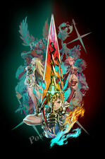 RGC Huge Poster - Xenoblade 2 Nintendo Switch 3DS Glossy Finish - NVG232