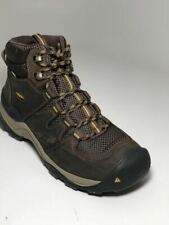 Keen Men's Gypsum II Mid WP Coffee Bean Bronze Mist Boots 1015298