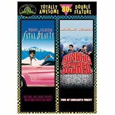 NEW--Fatal Beauty / Running Scared (DVD, Double Feature) RARE OOP