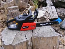 PETROL CHAINSAW HOMELITE 4 INCH  PETROL CHAIN SAW HOME LITE HCS 33335 CHAINSAW