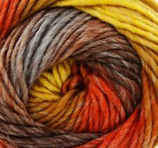 King Cole Riot Chunky 100gms,  various colours