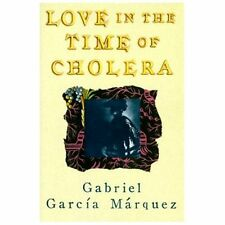 Love in the Time of Cholera by Gabriel García Márquez**1988**SoftCover**