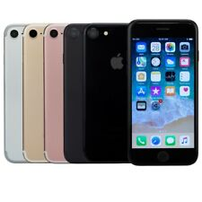 Apple iPhone 7 Smartphone Black Rose Gold Silver 32 128 256GB (GSM) Unlocked