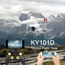 Selfie Drone 0.3MP HD Camera 2.4G 4CH Wifi FPV RC Quadcopter Helicopter 3D Flip
