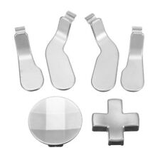 Paddles Replace Set Metal Elite Controller For Xbox Great Silver 2018 Buttons