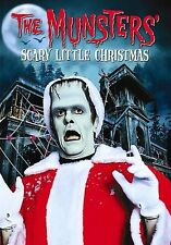 The Munsters Scary Little Christmas DVD New Factory Sealed Free ship