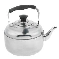 Perfeclan Stainless Steel Water Kettle Camping Whistling Kettle Fast Boiling