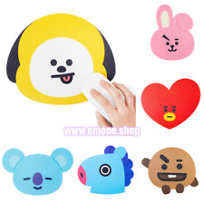 BTS BT21 Official Merchandise by Line Friends - Character Mouse Pad Mat
