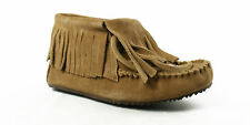 New Manitobah Mukluks Womens Paddle Brown Fashion Boots Size 5