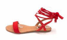 INC International Concepts Womens Ganice2 Fabric Open Toe Casual Ankle Strap ...