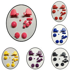 for Nintendo Gamecube Controller Mod Colorful Complete button set