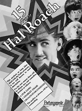 1213-13 Hal Roach promo comedy shorts Charley Chase Our Gang etc 1213-13 1213-13