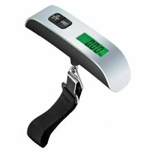 LCD Digital Electronic Hook Scale Hanging Luggage Weight Watchers 50kg/110lb