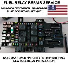 Ford Expedition Fuse Box | eBay on ford excursion fuse box, 03 expedition radiator, 03 expedition speaker, 02 expedition fuse box, 03 expedition fuel pump relay, ford expedition fuse box, f150 fuse box, 03 expedition transfer case,