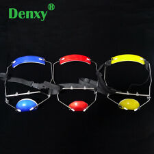 2pcs Dental Headgear Half Adjustable Reverse Pull Face mask Orthodontic mask