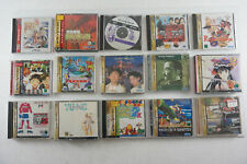 Used -Saturn Set 15 Games Yu No Virtua Fighter Sega Saturn NTSC-J