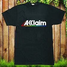 Vintage~ Acclaim Logo Nintendo Dreamcast Game Cube Men's T-Shirt Unisex S-XXXL