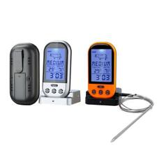 Digital Wireless Meat BBQ Thermometer Oven Food Probe Kitchen Cooking Tool *DC