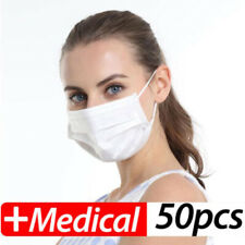 Wholesale Anti Virus Disposable Face Medical Surgical Salon Flu ~h