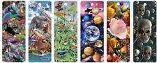 3D BOOKMARK, cool images in 3D Bookmark with Tassel