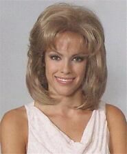 Blond Shoulder length Page Style Wigs - Cybil Wig