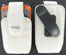 New OEM Blackberry Leather Case Holster 8300 8310 8320 8330 8350i 9700 9930 9900