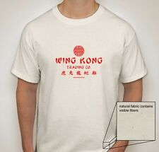 BIG TROUBLE IN LITTLE CHINA WING KONG TEE SHIRT AWESOME