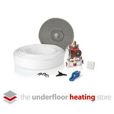 Water Underfloor Heating - High Output Kit covers 12m² with Pex-Al-Pex Pipe