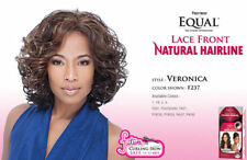 VERONICA EQUAL LACE FRONT NATURAL HAIRLINE CURLY WIG