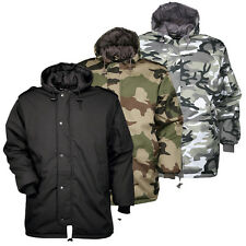 PARKA DUBON CAMOUFLAGE OUTDOOR NATURE CHASSE RANDONNEE