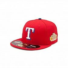 Official 2011 MLB World Series Texas Rangers New Era Hat Cap