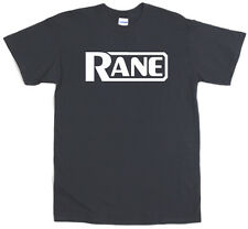 Rane Mixer T-Shirt 10 Colours Screenprinted Paradise Garage Larry Levan Urei DJ